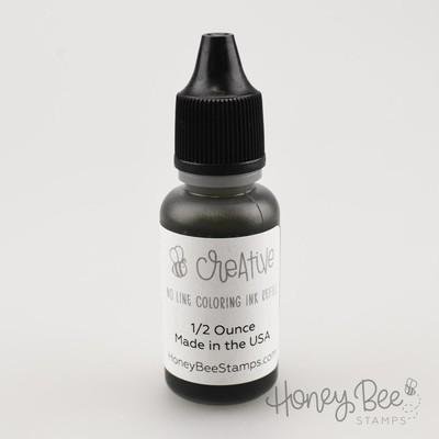 Bee Creative Ink Refill, No Line Coloring