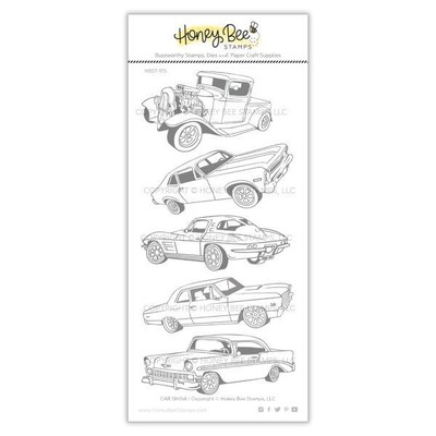 Clear Stamp, Car Show