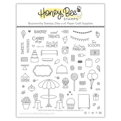 Clear Stamp, Treat Shop Add-On