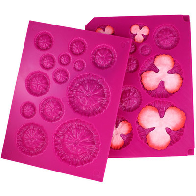 3D Shaping Mold, Floral Basics