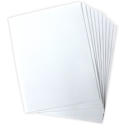 Art Foam Paper, 8.5X11 - 10 Pack