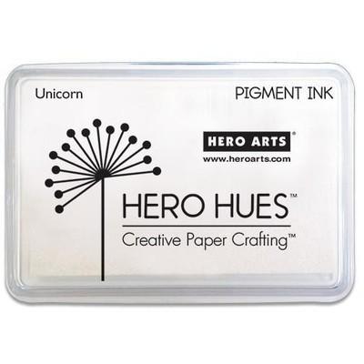 Hero Hues Pigment Ink Pad, Unicorn