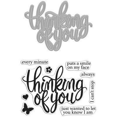 Stamp & Cut, Thinking of You