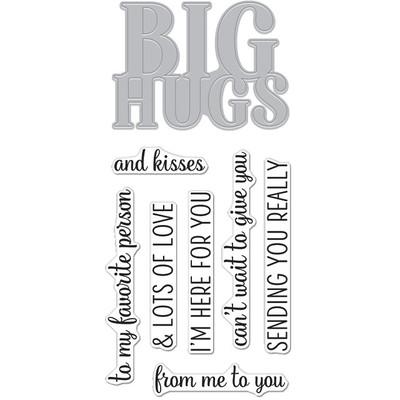 Stamp & Cut, Big Hugs