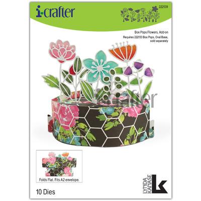 Die, Box Pops, Flower Add-on