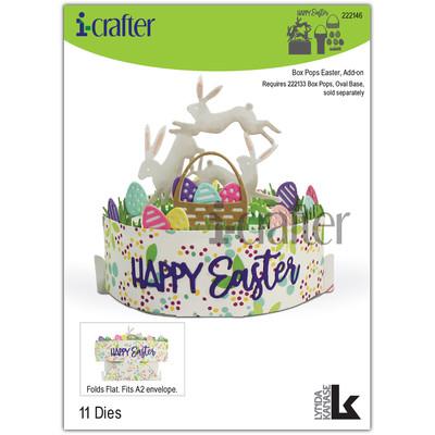 Die, Box Pops, Easter Add-on