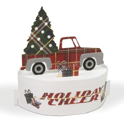 Die, Box Pops, Holiday Truck add-on