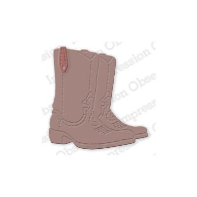 Die, Cowboy Boot Pair