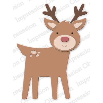 Die, Standing Deer