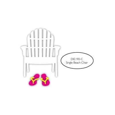 Die, Single Beach Chair