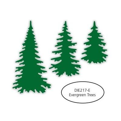 Die, Evergreen Trees