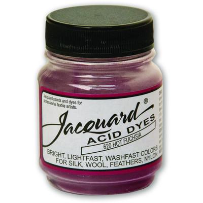 1/2 oz. Acid Dye, 620 Hot Fuchsia