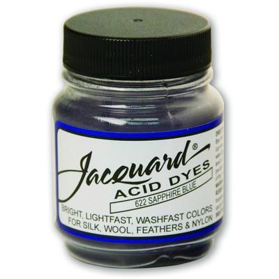1/2 oz. Acid Dye, 622 Sapphire Blue
