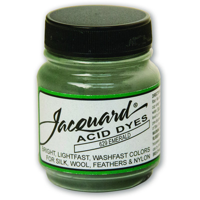 1/2 oz. Acid Dye, 629 Emerald