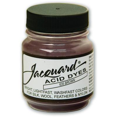 1/2 oz. Acid Dye, 635 Brown