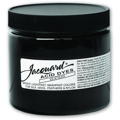 8 oz. Acid Dye, 639 Jet Black