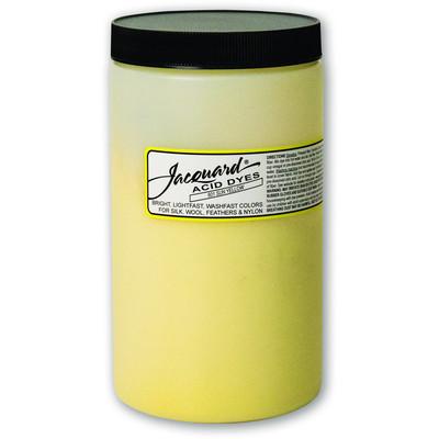 1 lb. Acid Dye, 601 Sun Yellow