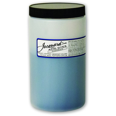 1 lb. Acid Dye, 622 Sapphire Blue