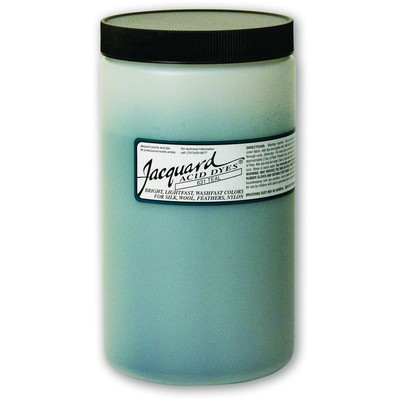 1 lb. Acid Dye, 631 Teal