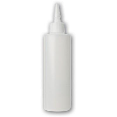 Bottle, 8 oz Translucent Squeezable Yorker Bottle