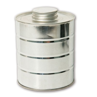 Metal Can, Quart