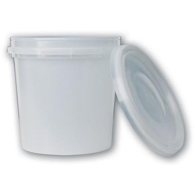 Tub, 1 Quart Translucent Tub