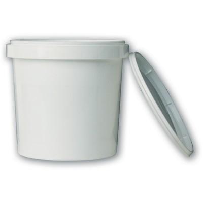 Tub, 1 Quart White Tub