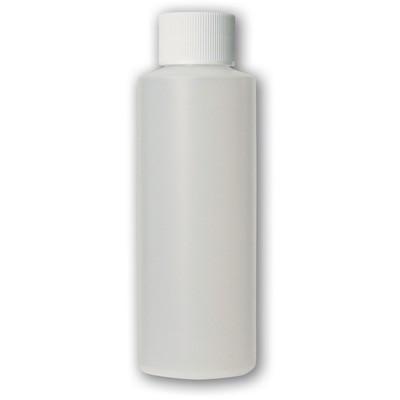 Bottle, 4 oz Translucent Squeezable