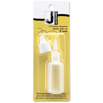 Bottle, 1/2 oz with #5 Plastic Tip