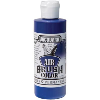 Airbrush Color, 4oz. - Transparent Blue
