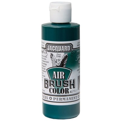 Airbrush Color, 4oz. - Transparent Green