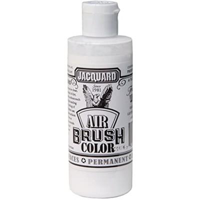 Airbrush Color, 4oz. - Transparent White