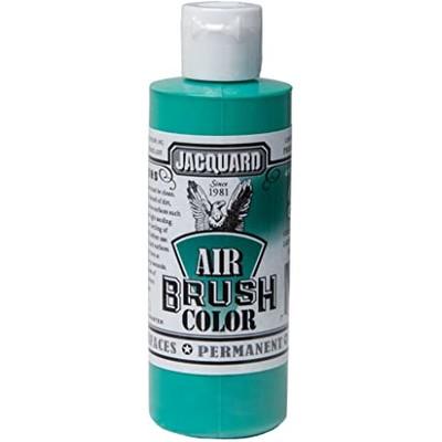 Airbrush Color, 4oz. - Opaque Green