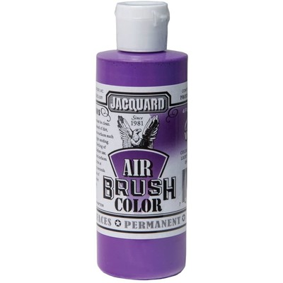 Airbrush Color, 4oz. - Opaque Violet