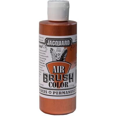 Airbrush Color, 4oz. - Metallic Copper