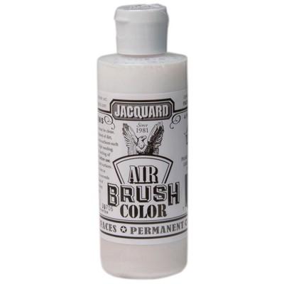 Airbrush Color, 4oz. - Metallic White
