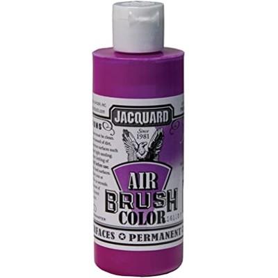 Airbrush Color, 4oz. - Fluorescent Violet