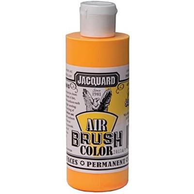 Airbrush Color, 4oz. - Fluorescent Sunburst