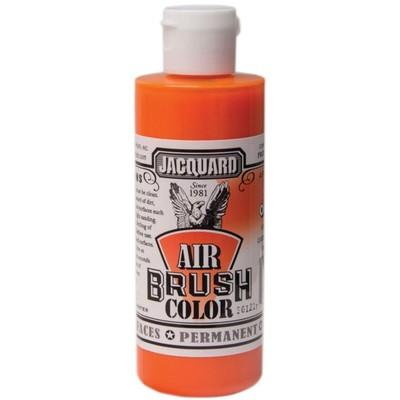 Airbrush Color, 4oz. - Bright Orange