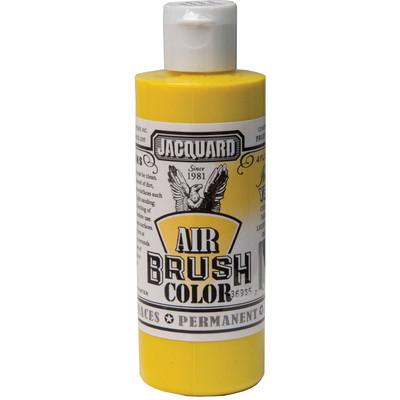 Airbrush Color, 4oz. - Iridescent Yellow