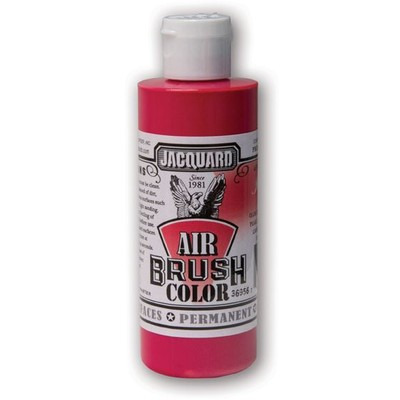 Airbrush Color, 4oz. - Iridescent Red