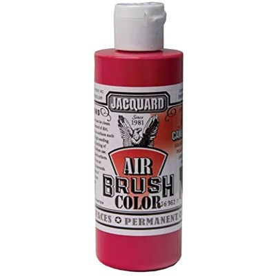 Airbrush Color, 4oz. - Iridescent Candy Apple Red