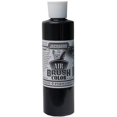 Airbrush Color, 8oz. - Transparent Black