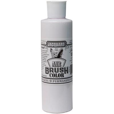 Airbrush Color, 8oz. - Transparent White