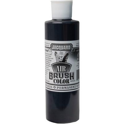 Airbrush Color, 8oz. - Opaque Black