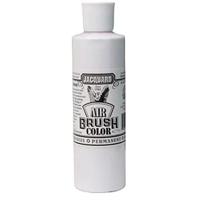 Airbrush Color, 8oz. - Opaque White