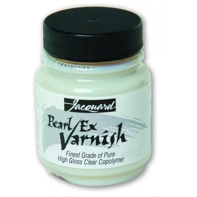 Pearl Ex Powdered Pigments Varnish 2.25 Oz.