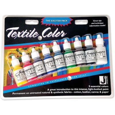 Textile Color Exciter Pack