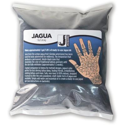 Pre-Mixed Jagua Powder, 1lb