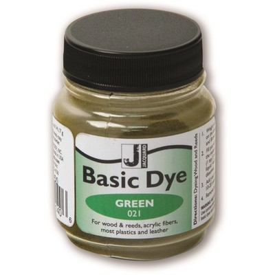 Basic Dye 0.5oz Green